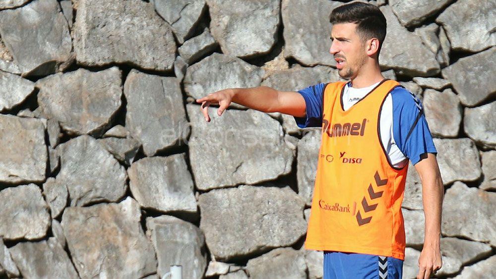 La afición del CD Tenerife no haría cambios en el once