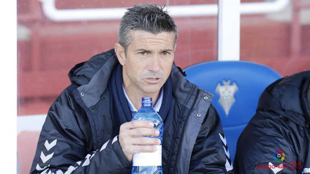 """Martí: """"Los jugadores del CD Tenerife valen mucho y lo tienen que demostrar día a día"""""""