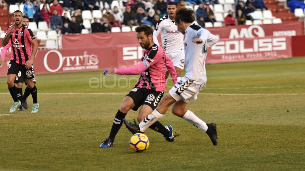 El uno por uno de los jugadores del CD Tenerife ante el Albacete Balompié