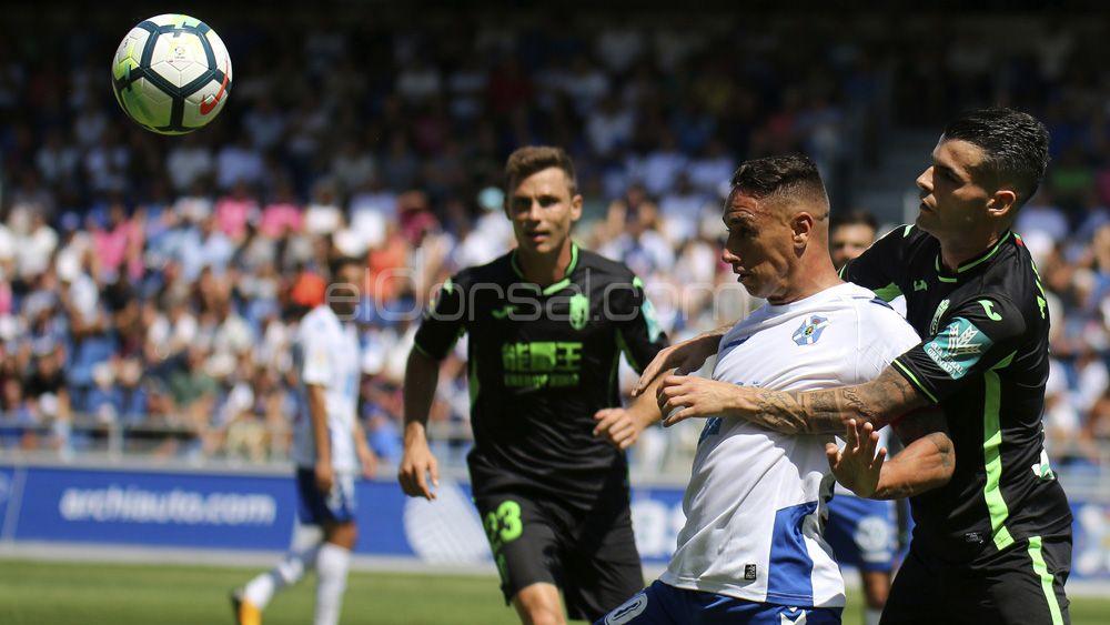 El CD Tenerife visita a un Granada FC fiable en su estadio