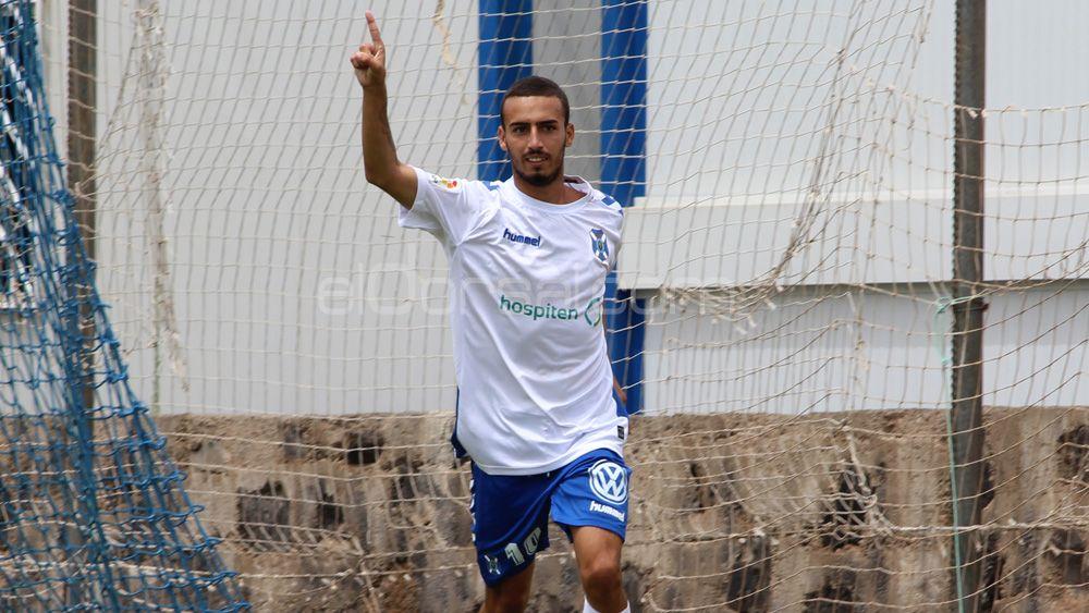 Giovanni da otros tres importantes puntos al CD Tenerife B