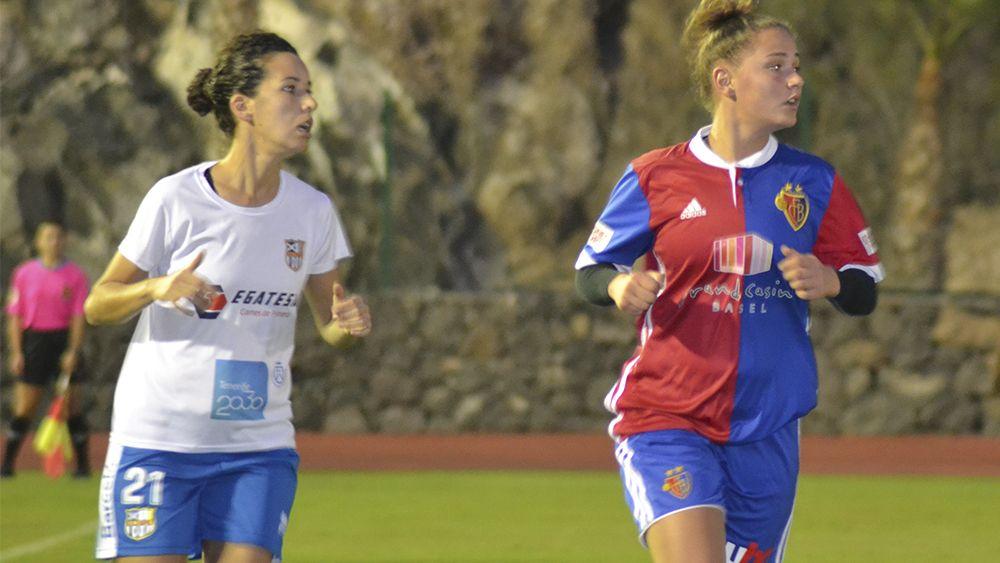 La UDG Tenerife vence al FC Basel en un bonito amistoso