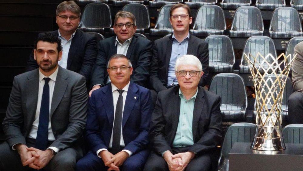 """El Iberostar Tenerife, incluido en el """"Club Council"""" de la Basketball Champions League"""