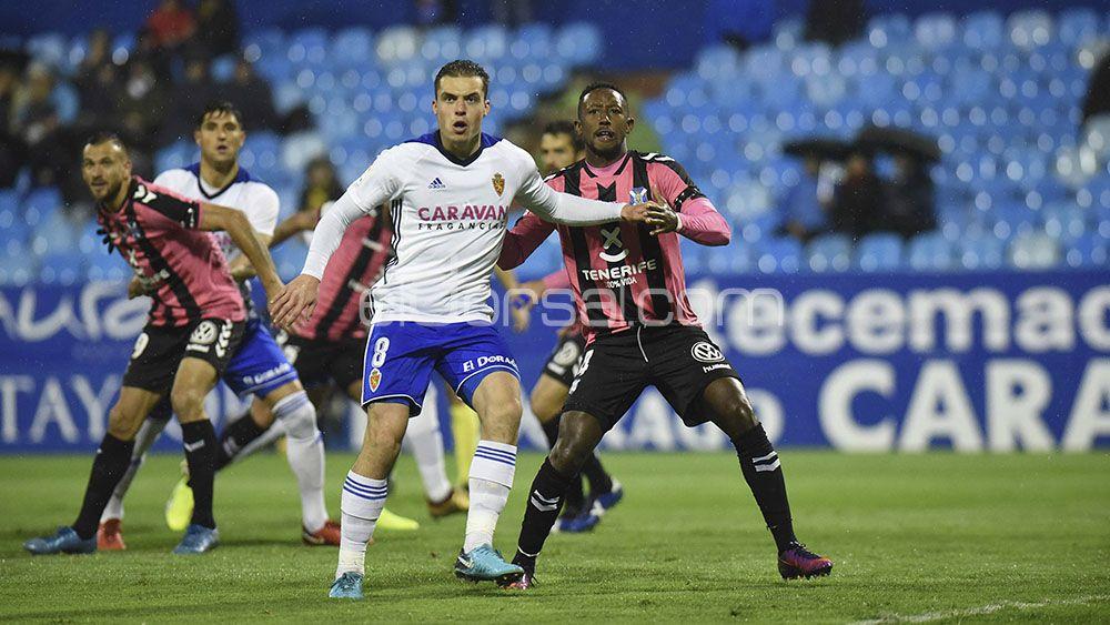 El Real Zaragoza – CD Tenerife podría ser aplazado