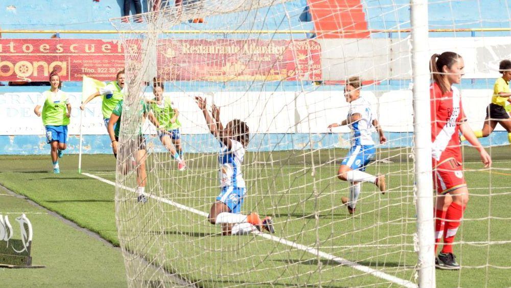 La UDG Tenerife, con la tercera plaza de la Liga Iberdrola a tiro