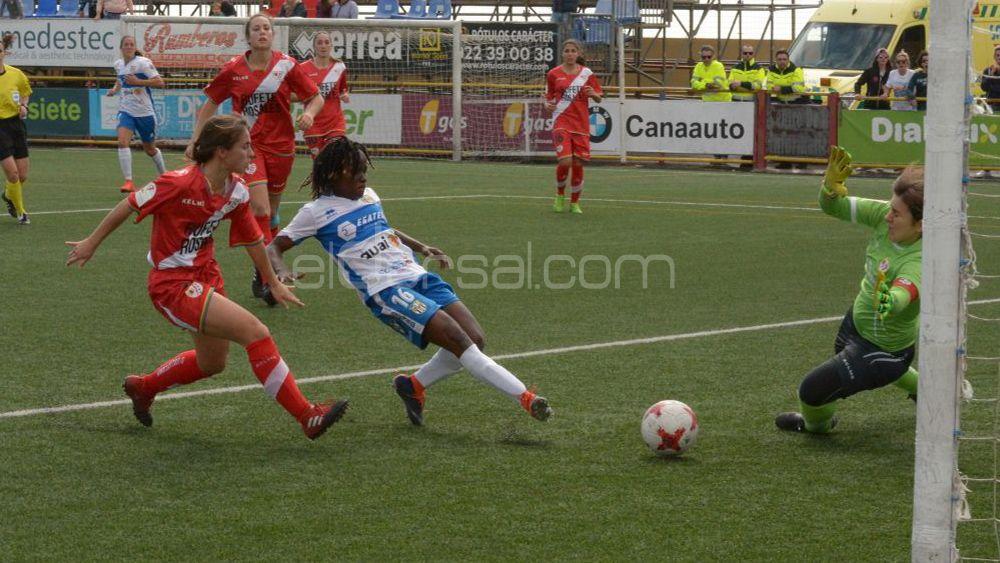 La UDG Tenerife busca reafirmar su buen momento ante el Zaragoza CFF