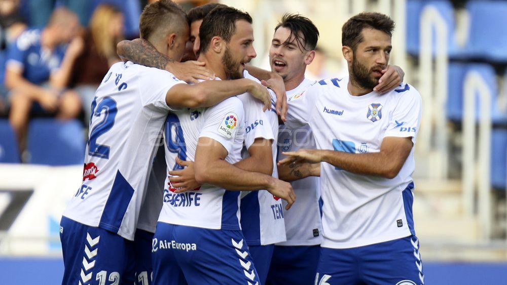 El CD Tenerife y José Luis Martí, obligados a ganar