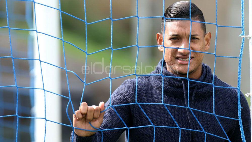 """Bryan Acosta: """"Me debo al CD Tenerife, pero si Honduras me llama, iré"""""""