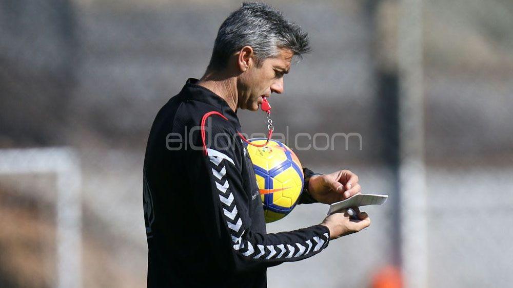 Martí descarta a Villar y cuenta con Aitor Sanz para el CD Tenerife – Barça B