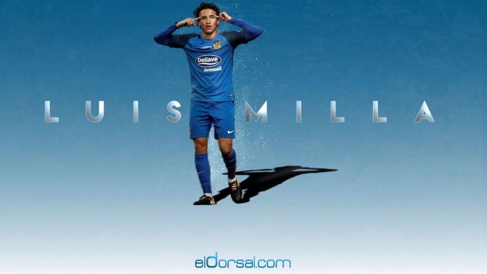 El CD Tenerife hace oficial la incorporación de Luis Milla