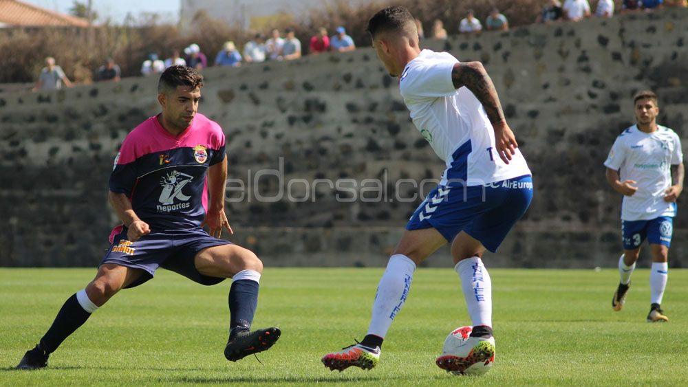 El CD Tenerife B continúa con su racha ganadora