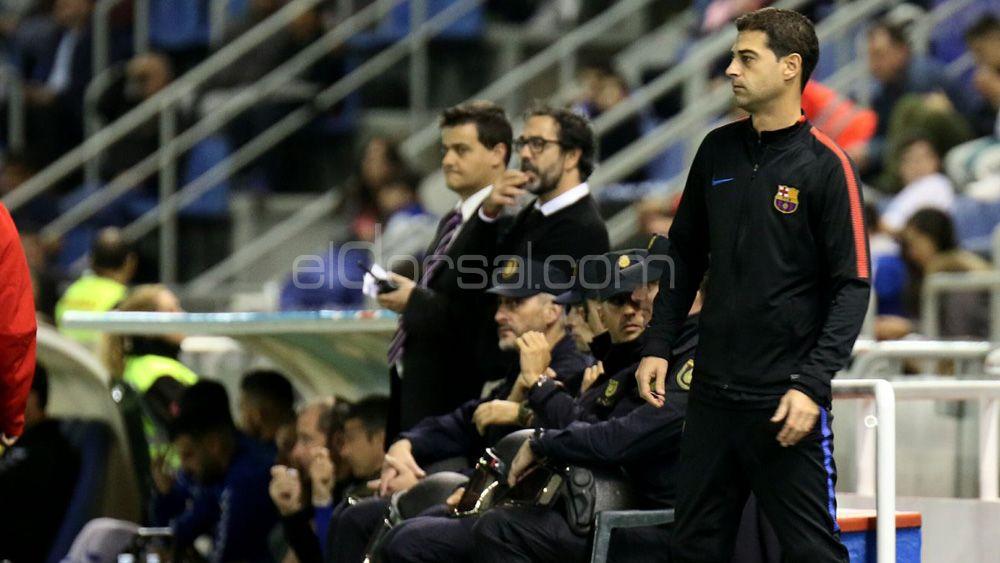 """Gerard: """"Le doy mis ánimos a Martí, porque tiene que estar pasándolo mal con el CD Tenerife"""""""