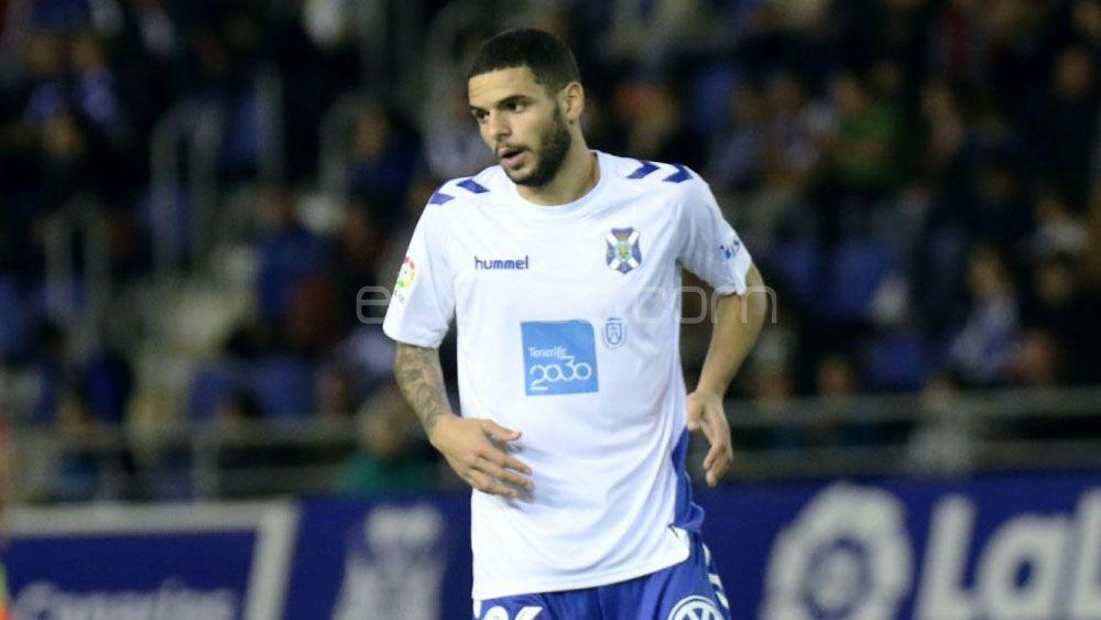 Borja Llarena, feliz por hacer la pretemporada con el CD Tenerife