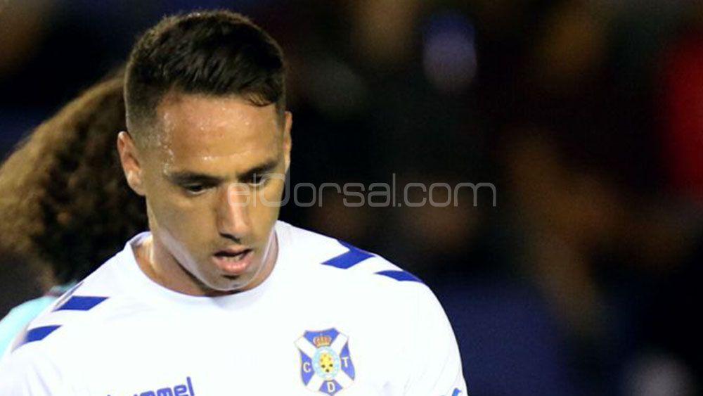 Suso Santana, el mejor ante el Málaga CF para la afición