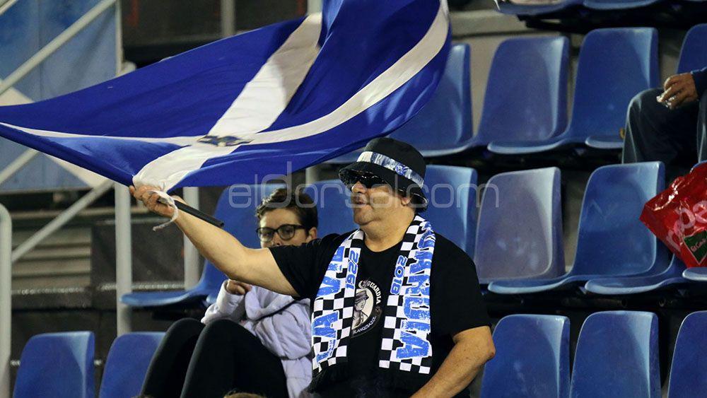 La afición del CD Tenerife elige el Reto 30.000