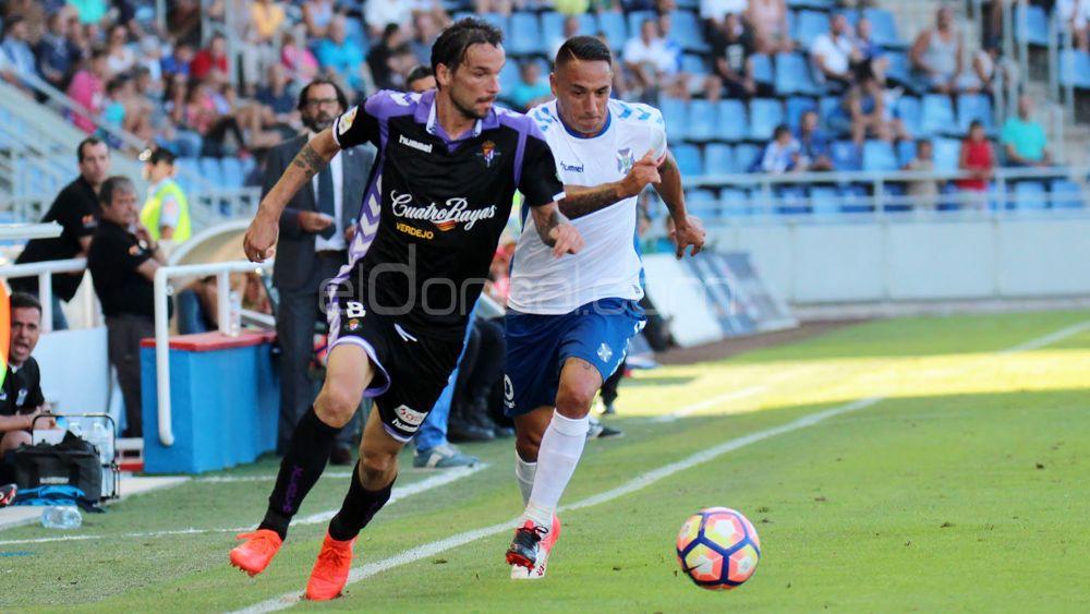 Las claves del CD Tenerife – Real Valladolid, una final en el Heliodoro