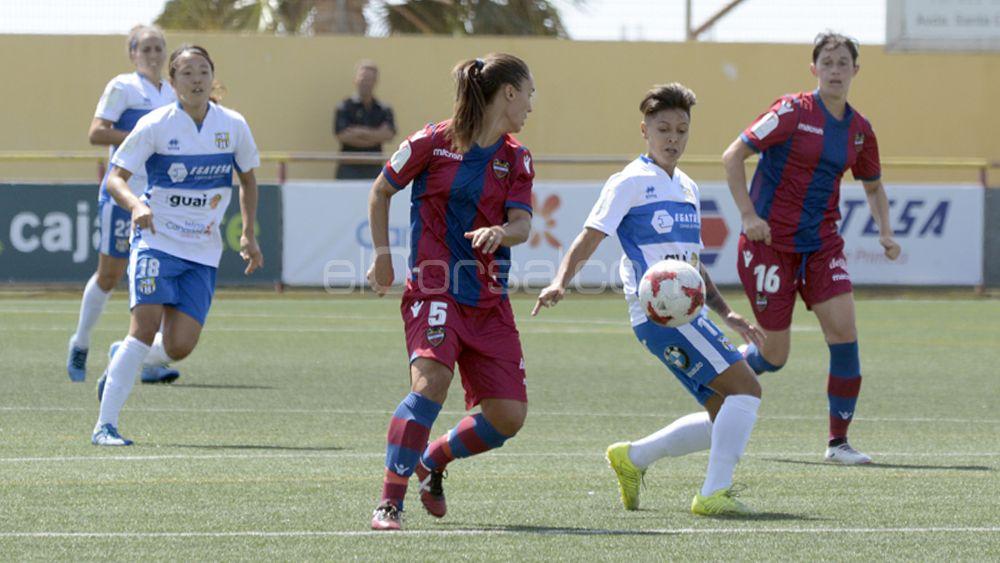 María José Pérez, la mejor de la jornada 17 en la Liga Iberdrola