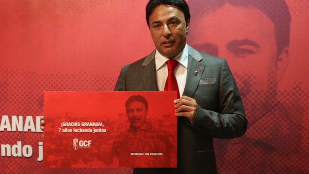 Detenido el consejero delegado del Cádiz CF, Quique Pina