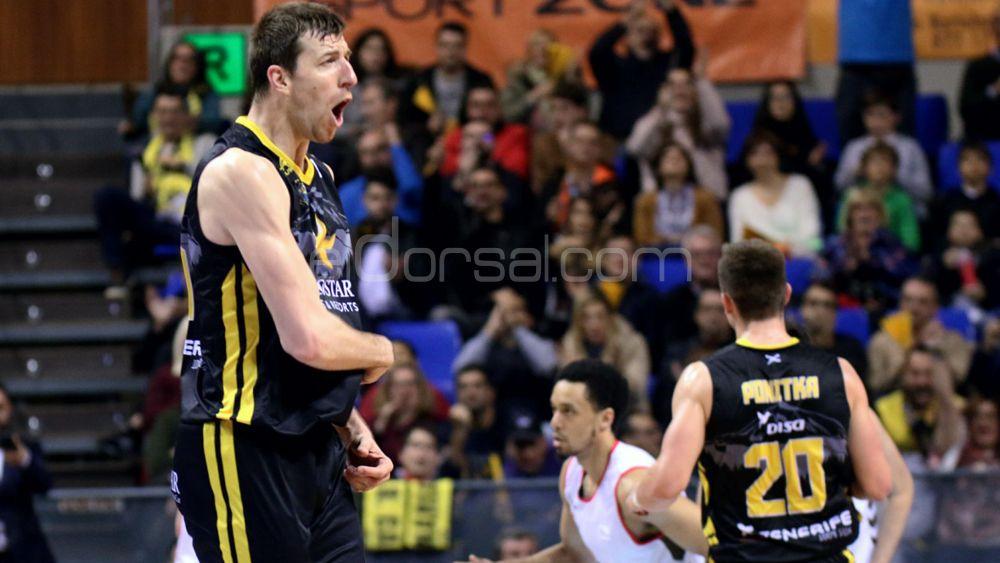 El duelo del Iberostar Tenerife ante Gipuzkoa Basket, 'un desafío de todos'