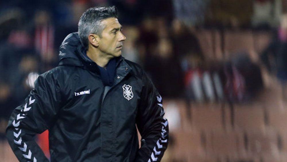 """Martí: """"No voy a bajar los brazos hasta sacar el máximo rendimiento al CD Tenerife"""""""