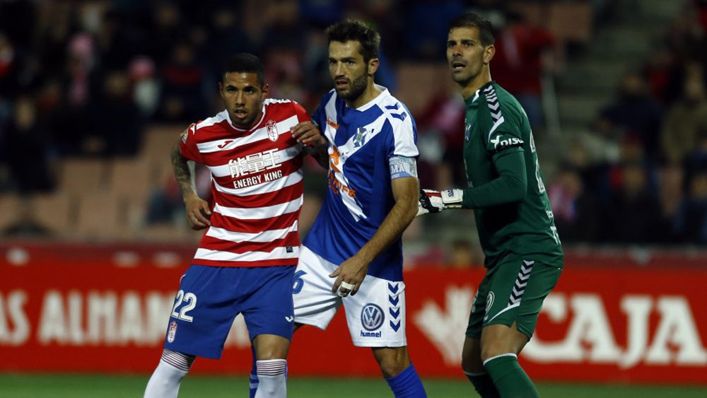 Aitor Sanz causará baja ante el Córdoba por sanción