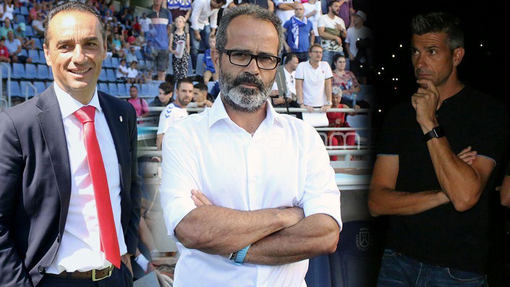 Martí se despide del CD Tenerife como tercer entrenador en la historia
