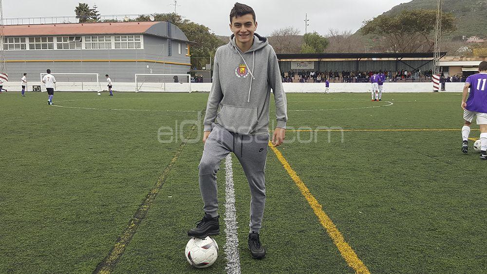 El Real Madrid cita al tinerfeño Pedro González para una semana de entrenamientos