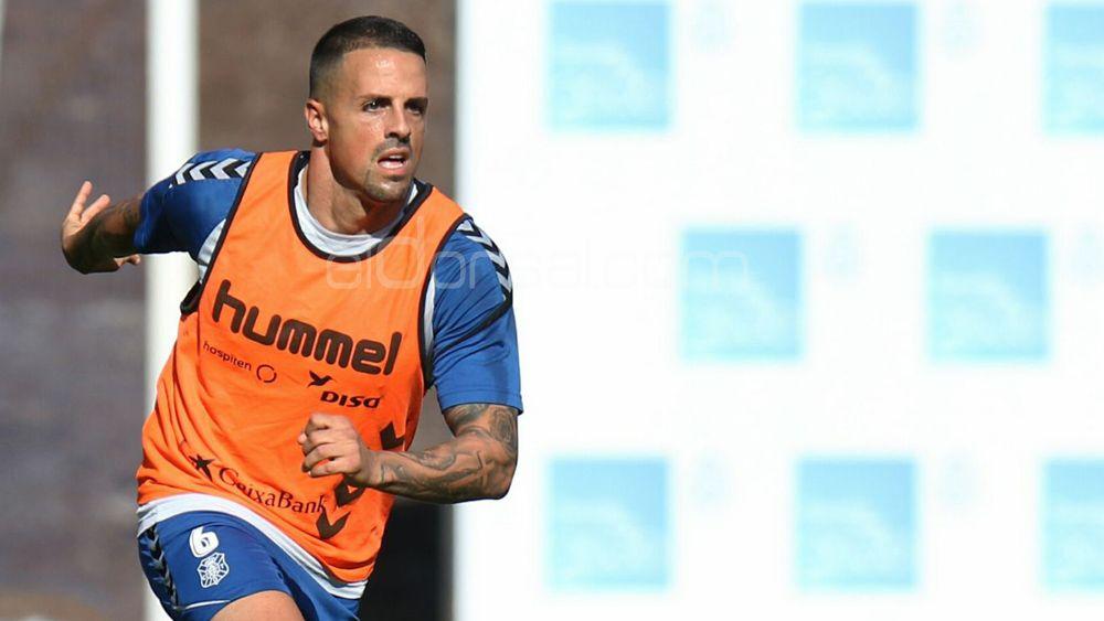 Vitolo, se va del CD Tenerife algo más que un jugador