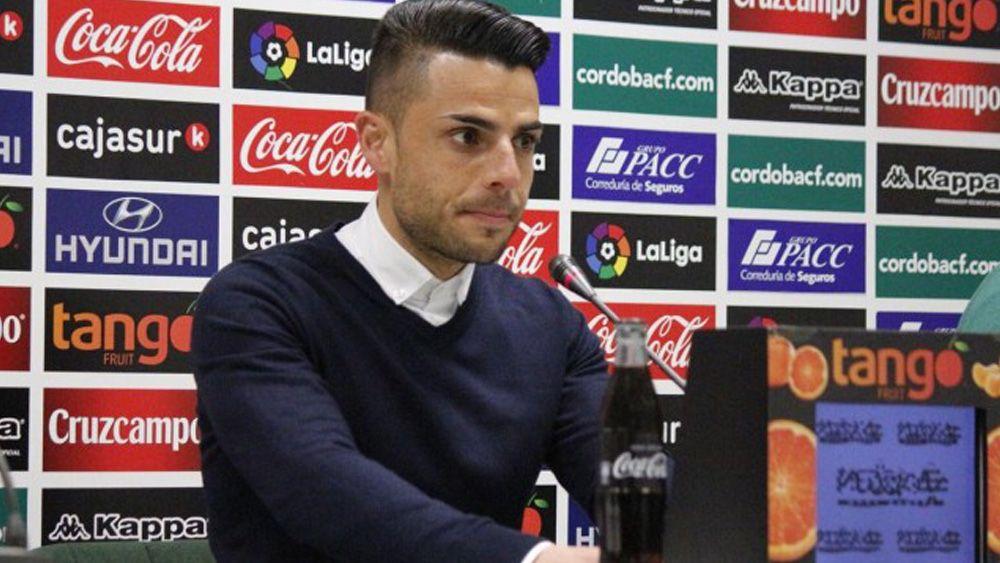 """Jorge Romero: """"Esperamos que el cambio de técnico influya negativamente en el CD Tenerife"""""""