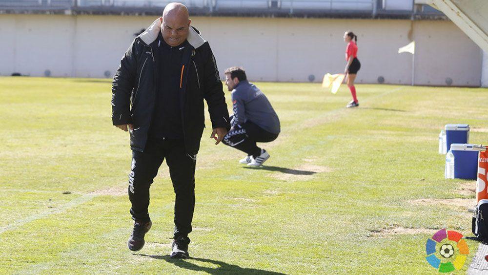 """Toni Ayala: """"Pudimos sentenciar con 1-2, pero nos vamos satisfechos con el empate"""""""