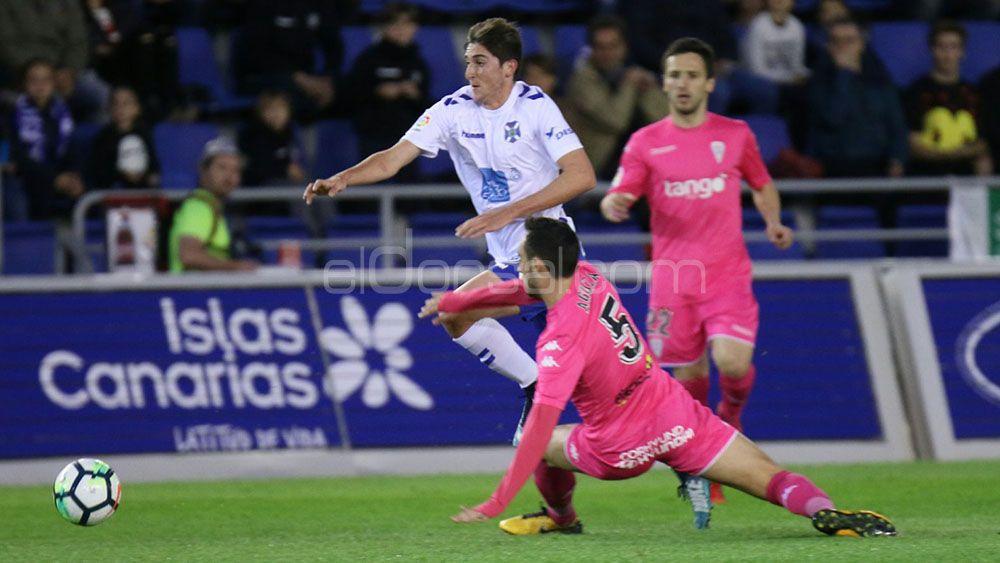 El uno por uno de los jugadores del CD Tenerife ante el Córdoba CF
