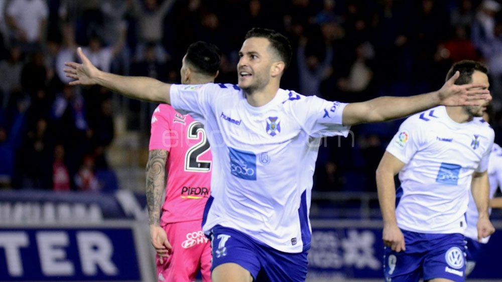 """Juan Villar solo piensa """"en jugar en el CD Tenerife la próxima temporada"""""""