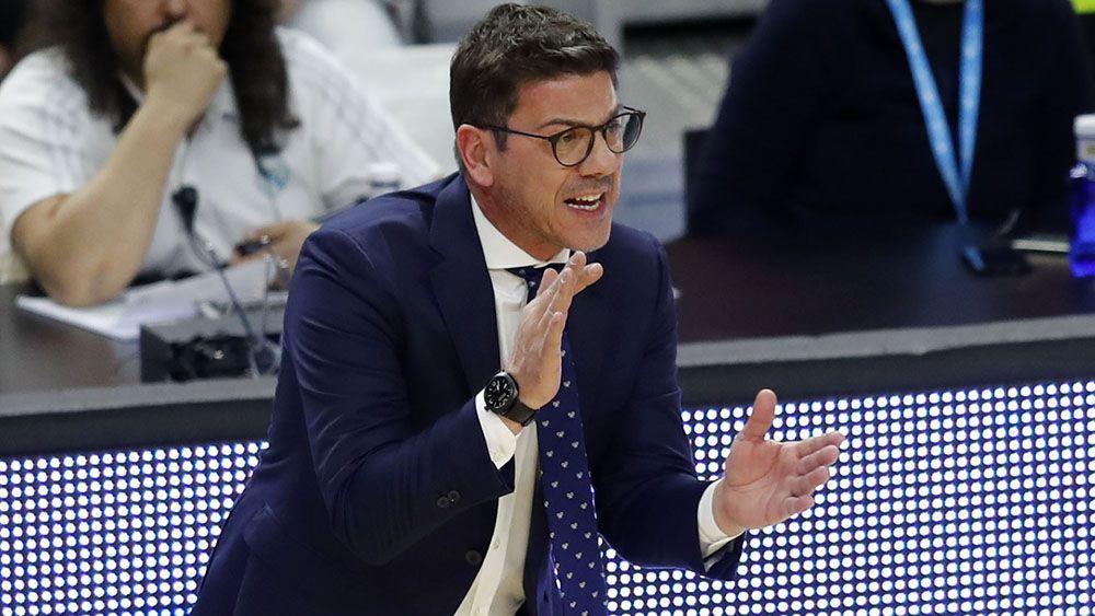 """Katsikaris: """"Iberostar Tenerife ha luchado hasta el último segundo y eso es buena señal"""""""