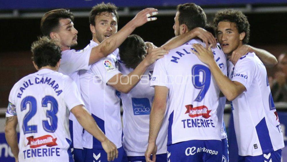 El CD Tenerife, a prolongar el 'efecto Etxeberría' en Alcorcón