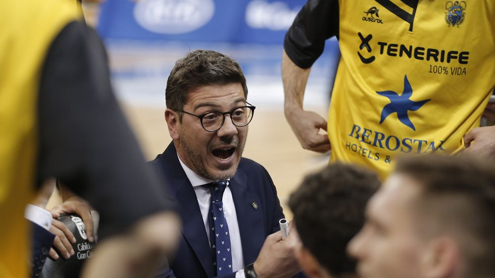 "Katsikaris: ""El Iberostar Tenerife nunca dejó de creer"""