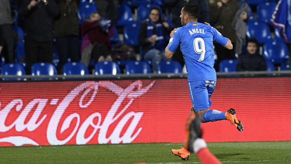 Doblete y asistencia de Ángel Rodríguez en el Getafe CF – Celta de Vigo