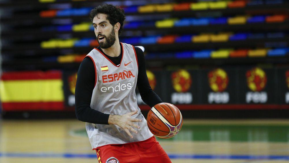 Primera toma de contacto con 'La Roja' de los tres jugadores del Iberostar Tenerife