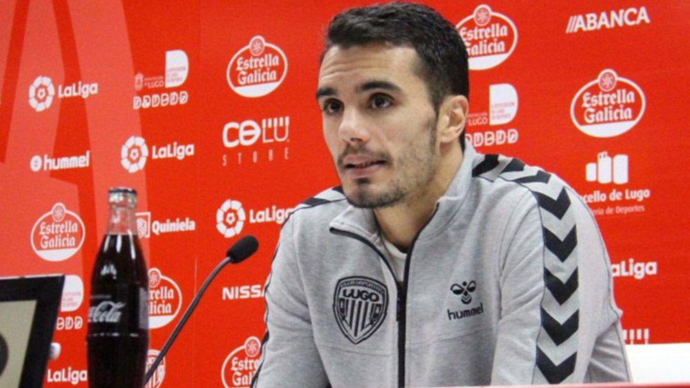 """Iriome: """"El CD Tenerife tiene un equipazo, pero vamos con la idea de sumar"""""""