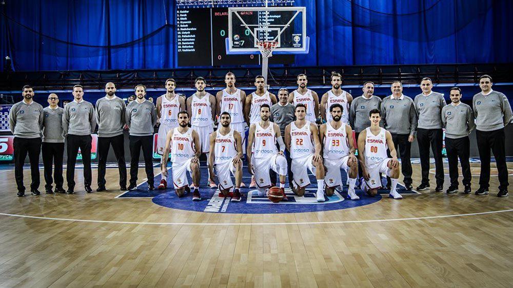 España vence en Bielorrusia con la aportación clave de tres jugadores del Iberostar Tenerife