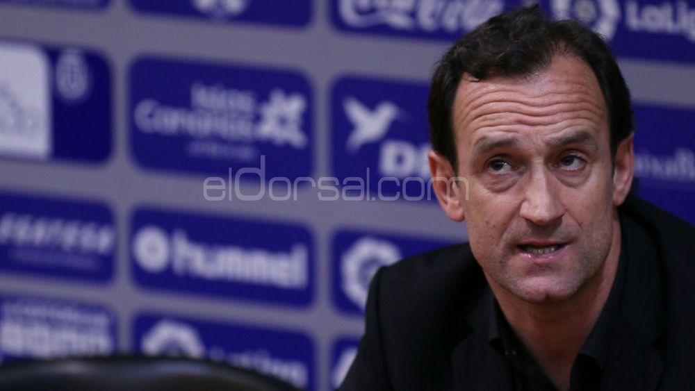 """Etxeberría: """"Desde la primera jugada, el CD Tenerife pondrá la directa ante el Almería"""""""