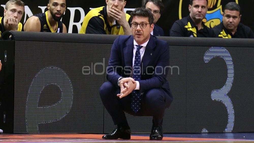 """Katsikaris: """"El Iberostar Tenerife ha estado irreconocible"""""""