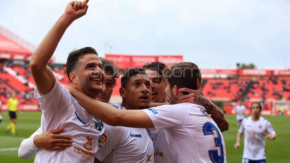 Juan Villar eleva la ilusión de un eficiente CD Tenerife en Tarragona