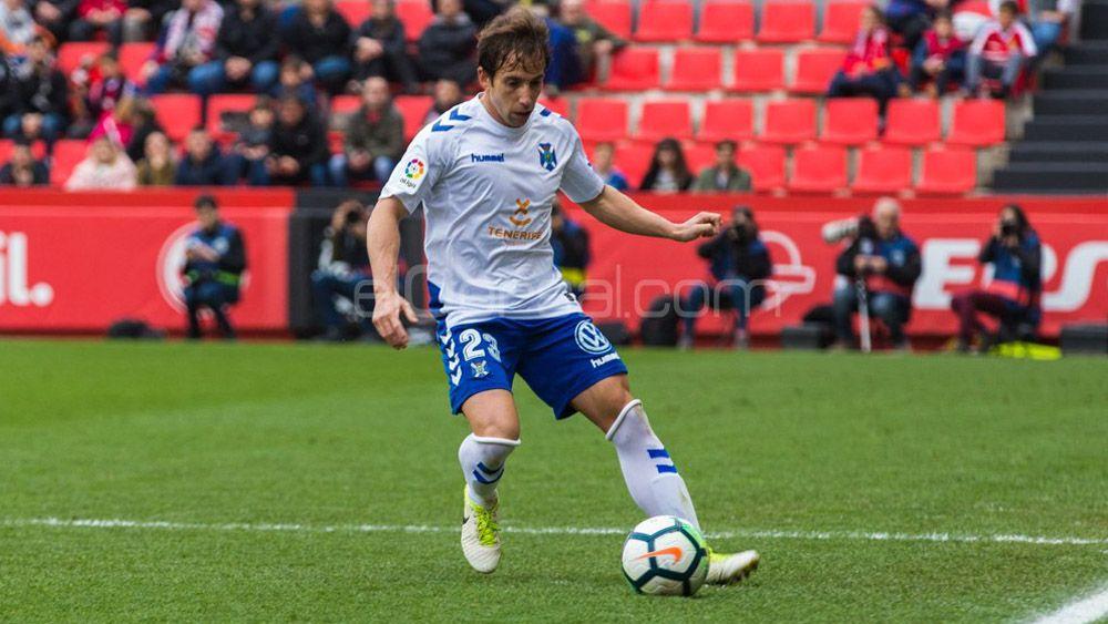 """Raúl Cámara: """"Ganar al Real Oviedo nos haría creer"""""""