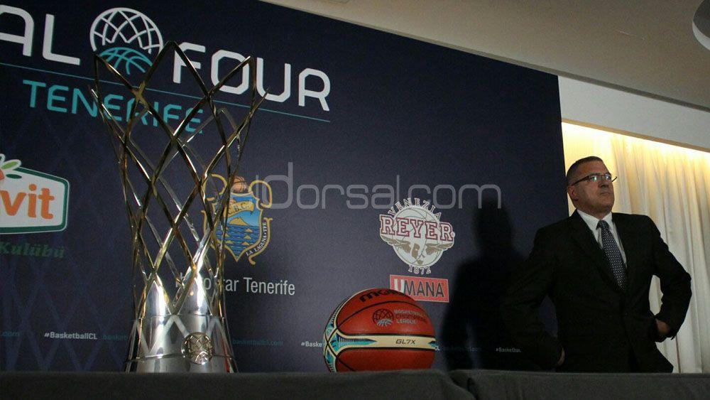 """Félix Hernández: """"Vamos a plantearnos quedar entre los siete primeros y jugar Eurocup"""""""