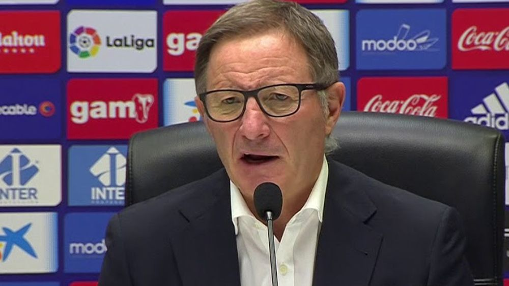 """Anquela: """"Si el año pasado el CD Tenerife era bueno, este año es todavía mejor"""""""