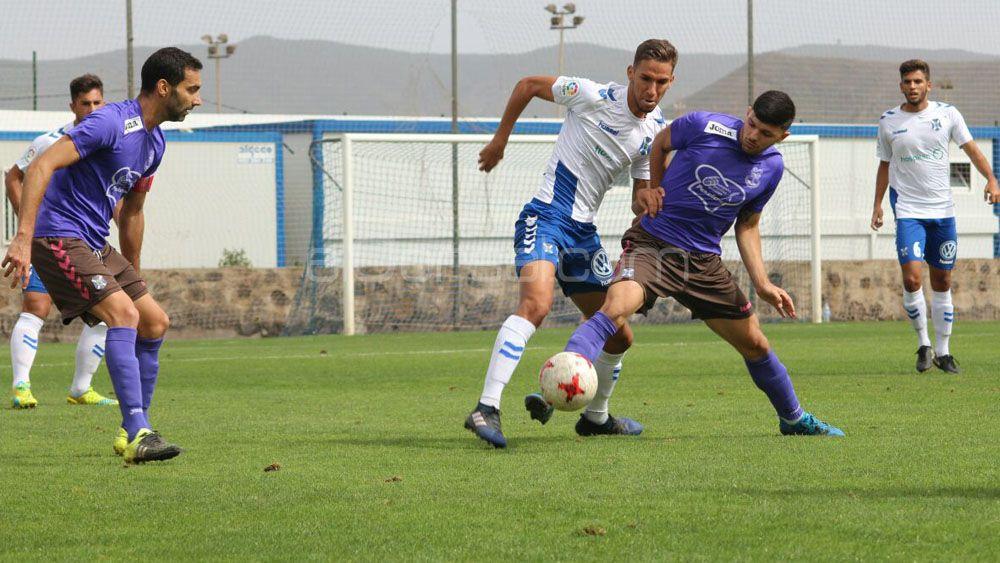 UD Ibarra – CD Tenerife B, duelo más atractivo de la jornada en la Tercera Canaria