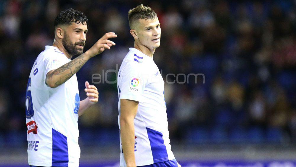 El ex del CD Tenerife Samuele Longo firma por la SD Huesca