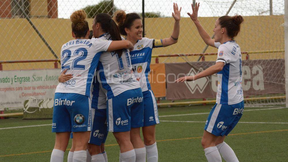 Primera final para la UDG Tenerife en Huelva