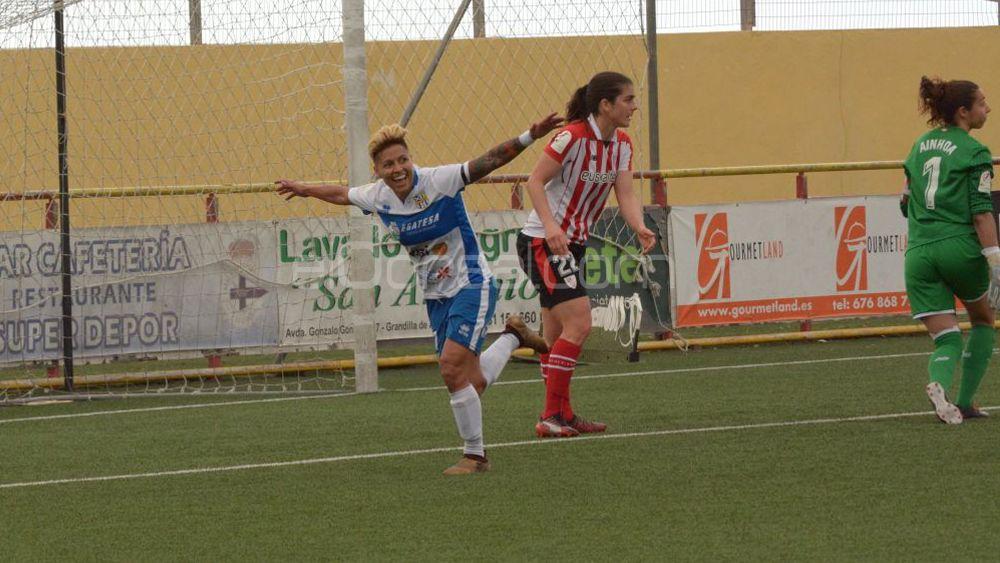 María José Pérez y la UDG Tenerife continuarán caminando juntas