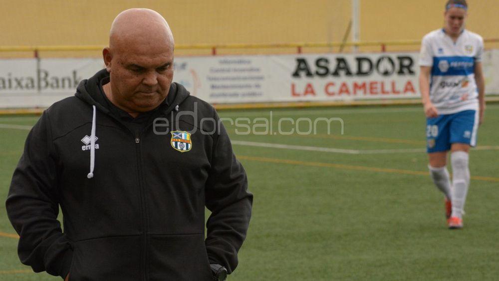 "Toni Ayala: ""Me quedo sin adjetivos calificativos para definir a la UDG Tenerife"""
